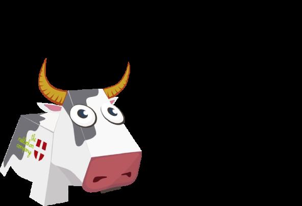 cow say Pensons à l'environnement